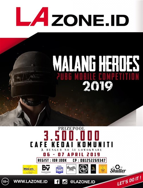 Malang Heroes PUBGM Competition 2019