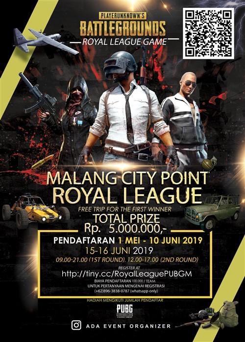 Malang City Point Royal League
