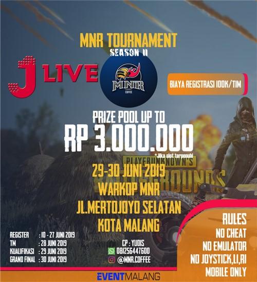 MNR Tournament Season 2