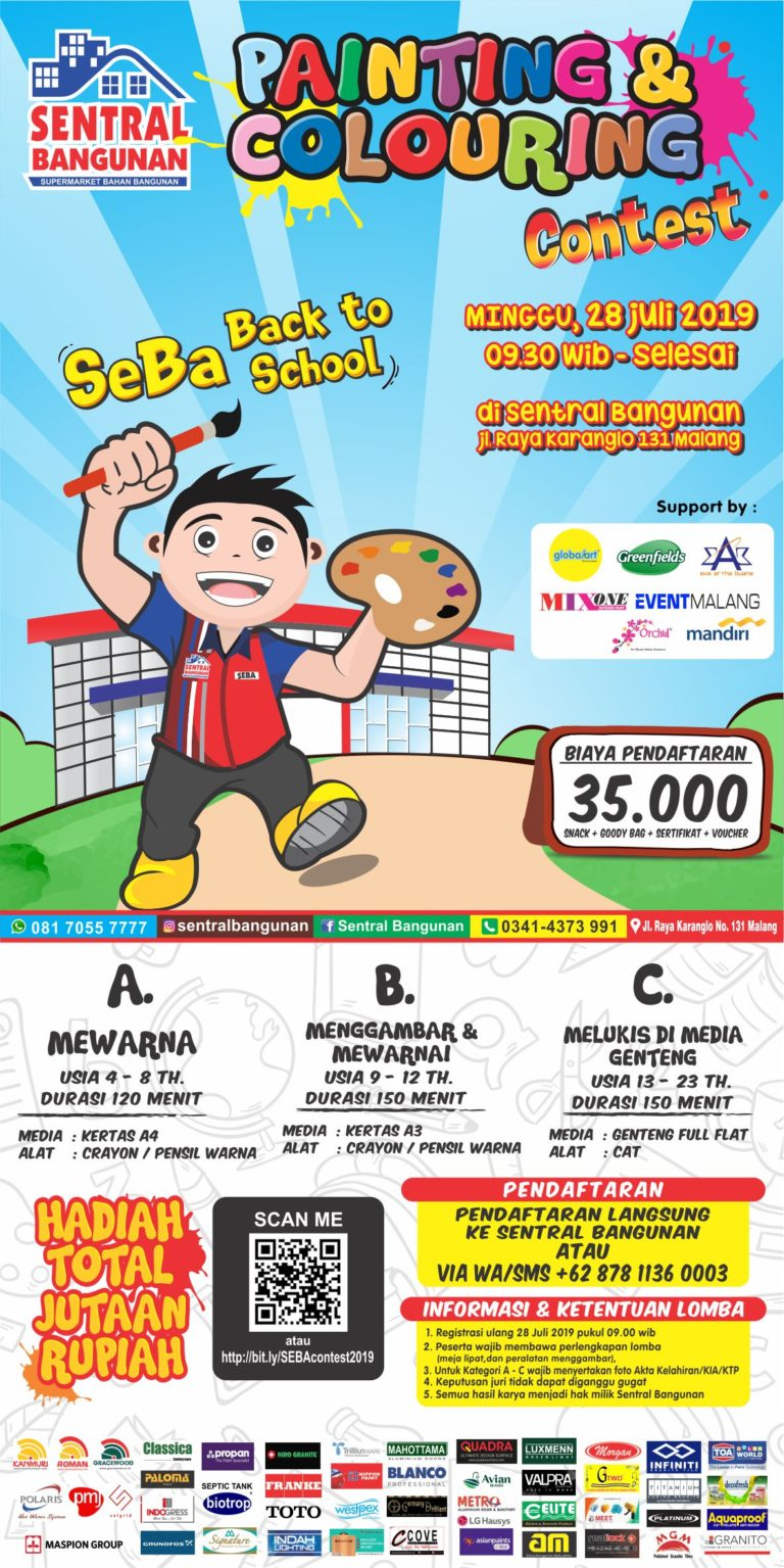 Painting Colouring Contest