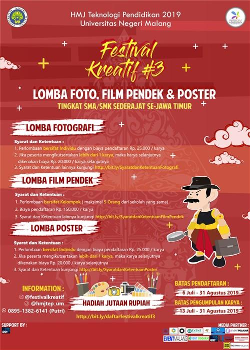 Festival Kreatif #3