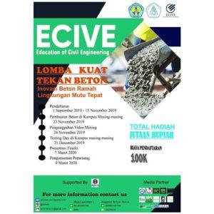 ECIVE (Education of Civil Egineering) 2019