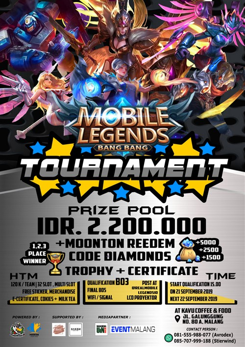 Tournament Mobile Legends