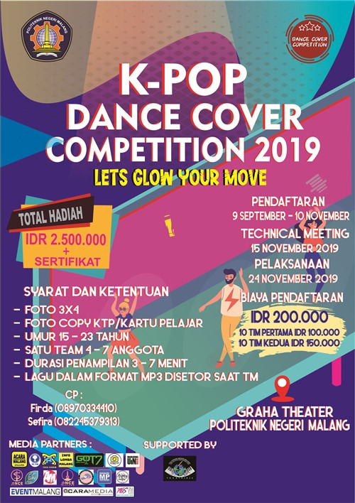K-Pop Dance Cover Competition 2019