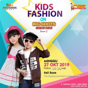 Kids Fashion on Big Shots Museum Tubuh Season 2