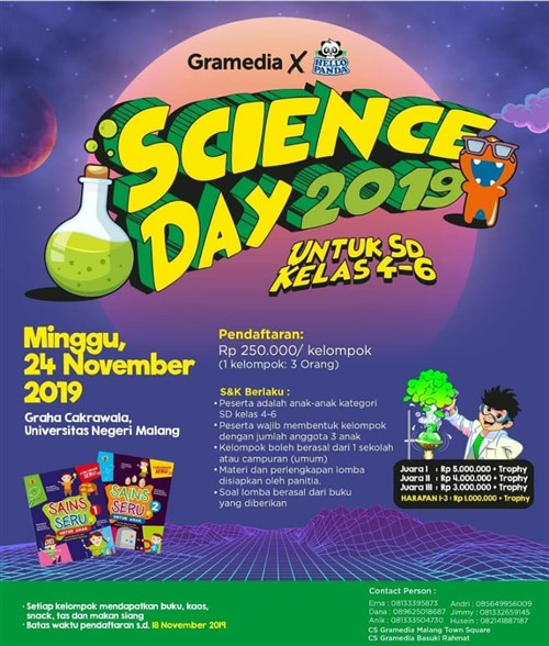 Science Day 2019