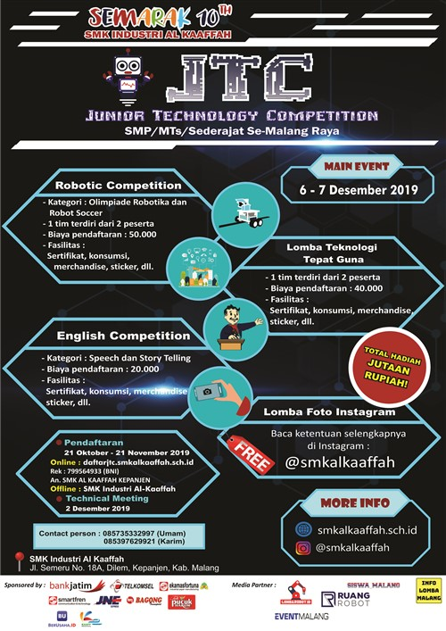 Junior Technology Competition