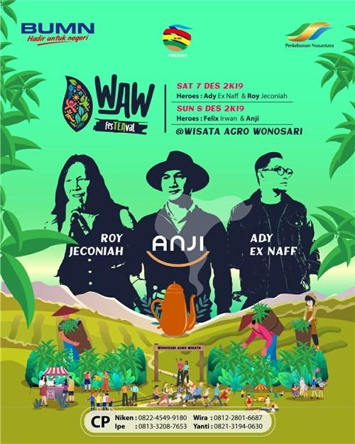 Waw Festeaval 2019
