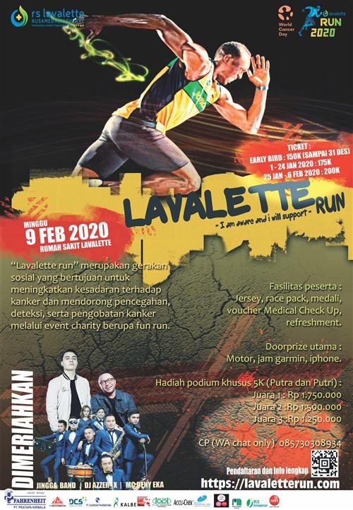 Lavalette Run