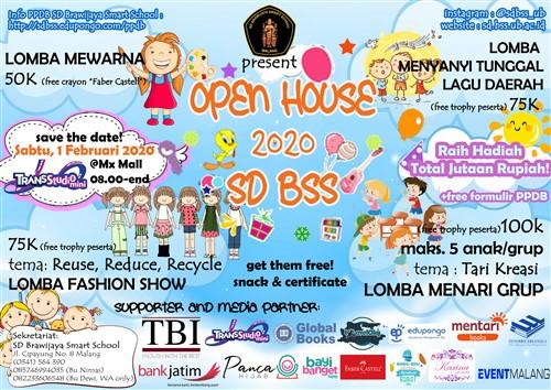 Open House 2020 SD BSS