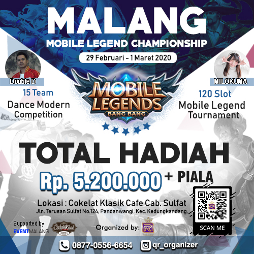 Malang Mobile Legend & Modern Dance Competition