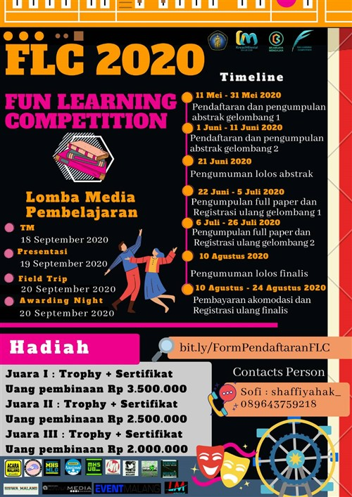 Fun Learning Competition 2020