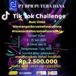 Tik Tok Challenge BPR Putera Dana