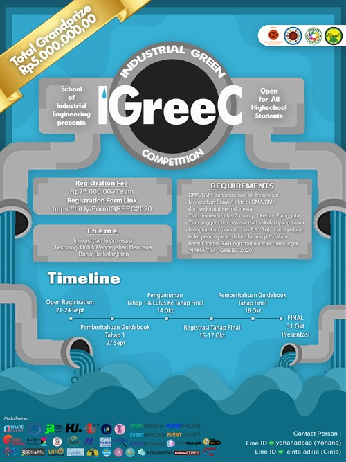 IGREEC : Industrial Green Competition